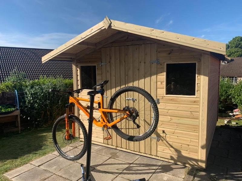 Bike workshop