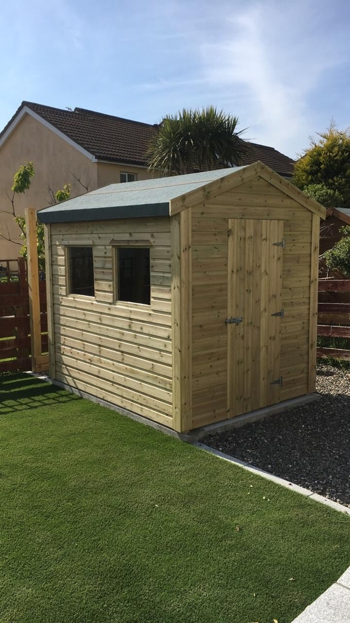 Small garden shed