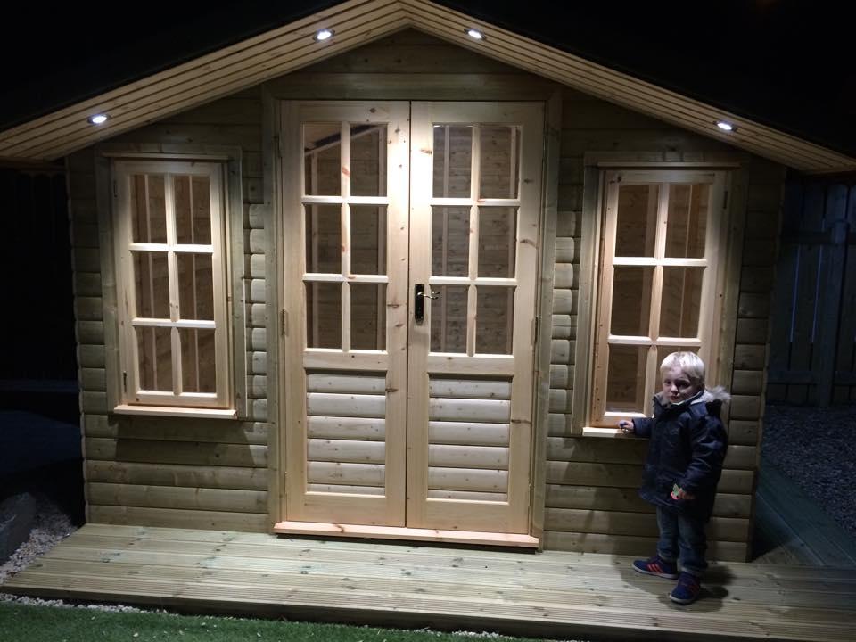 10x8 Summerhouse