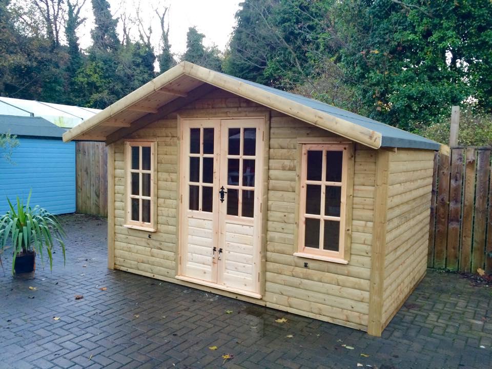 12x10 Summerhouse